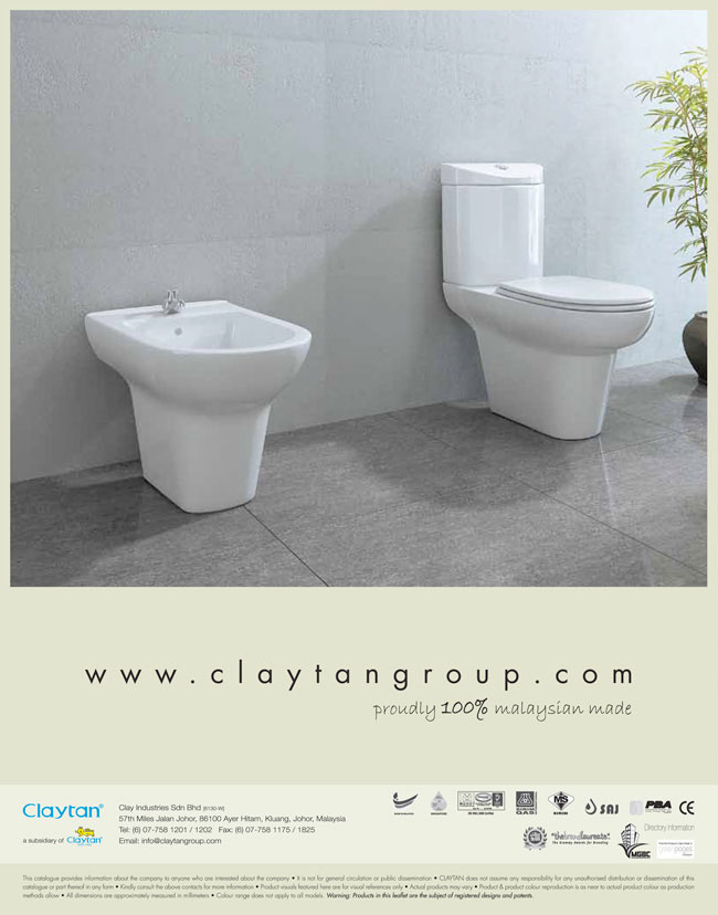 Sanitary Ware Products Claytan Group